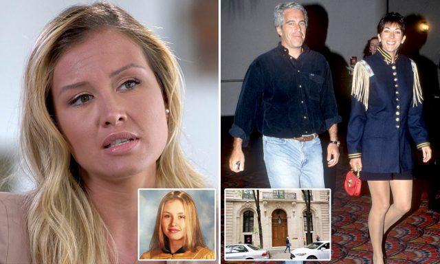 Jeffrey Epstein accuser Jennifer Araoz sues the billionaire's ...