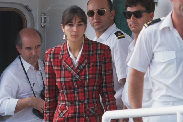 Ghislaine Maxwell Has Been Charged by Federal Prosecutors | Vanity ...